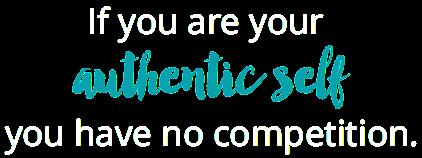 authentic self branding
