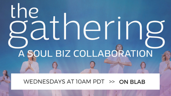 Sacred Biz, Collaboration and Prosperity [Ep 2: THE GATHERING]